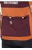 Santini L'Eroica Gaiole in Chianti - Maillot manches courtes Homme - orange/rouge